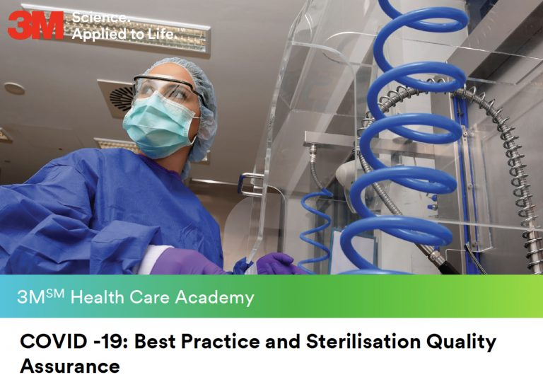 3M Health Care Academy – COVID -19: Best Practice and Sterilisation Quality Assurance